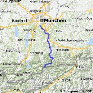Via Bavarica Tyrolensis (Ost)