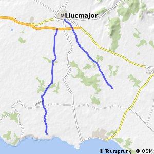 Ruta Cicloturística de Llucmajor