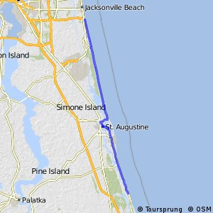 East Coast Greenway (St. Johns County, FL)