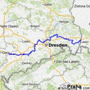 Sächsische Städteroute
