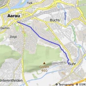 Aarau-Suhr