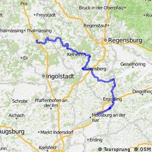 [D11] Ostsee-Oberbayern [Niederbayern]