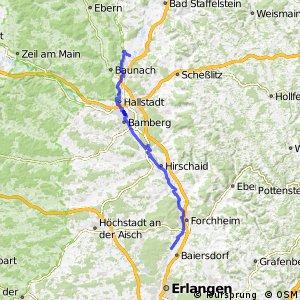 [D11] Ostsee-Oberbayern [Oberfranken Süd]