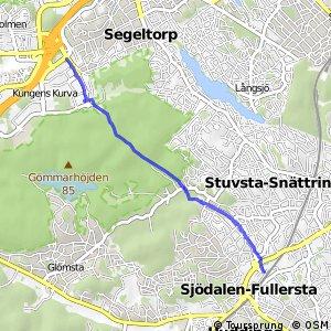 Regionalt cykelnät Stockholm (Gömmarenstråket)