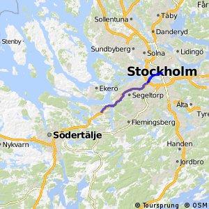Regionalt cykelnät Stockholm (Södertäljestråket)