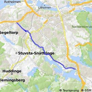 Regionalt cykelnät Stockholm (Magelungstråket)