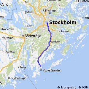 Regionalt cykelnät Stockholm (Nynäshamnsstråket)