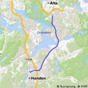 Regionalt cykelnät Stockholm (Vendelsöstråket)