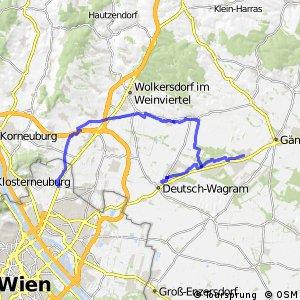 Dampfross & Drahtesel Erlebnisradweg