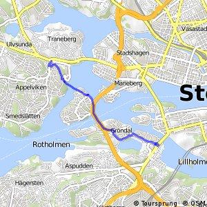 Regionalt cykelnät Stockholm (Essingestråket)