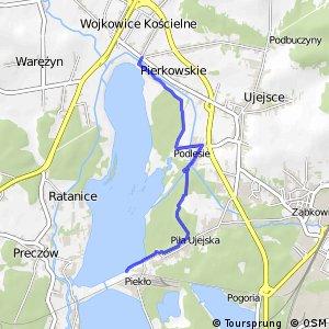 Czarny Szlak Rowerowy - Pogoria 4