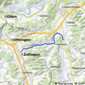 Schöftland-Zofingen