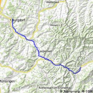 rcn 24 - Etappe 2 (Burgdorf-Escholzmatt)