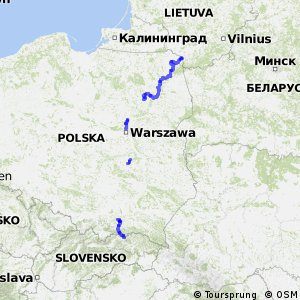 EuroVelo 11 - part Poland