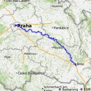 Praha-Brno