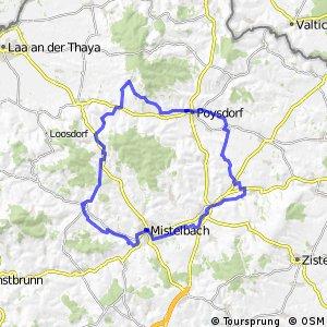 Sylvaner-Radweg