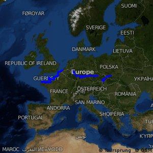 EuroVelo 4 - La route de l'Europe centrale
