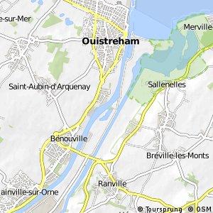 Voie Verte de Caen à Ouistreham