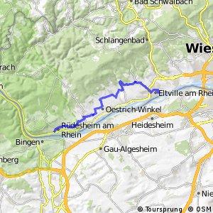 Hessischer Radfernweg R3a
