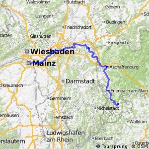 [D5] Saar-Mosel-Main [Mainz - Miltenberg]