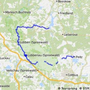 Radrouten historische Stadtkerne 6 - Ost