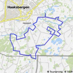 MTB route Haaksbergen(Lus 2)