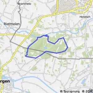 MTB route Haaksbergen(Lus 1)