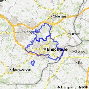 MTB Routes Enschede