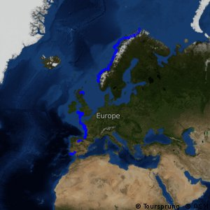 EuroVelo 1 - Rota da Costa Atlântica