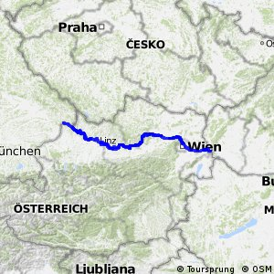 EuroVelo 6 - part Austria