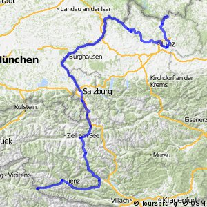 EuroVelo 7 - part Austria
