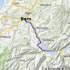 ncn 8 - Etappe 3 (Spiez–Bern)