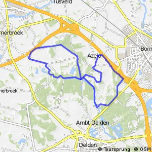 "MTB Route Twickel ""Noordlus"""
