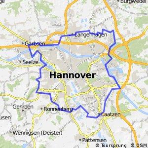 Grüner Ring Hannover - Basisring