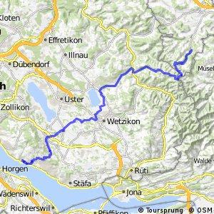 rcn 41 - Etappe 2 (Fischingen–Meilen)