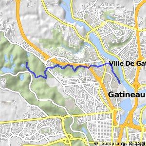 Trans Canada Trail (Quebec)