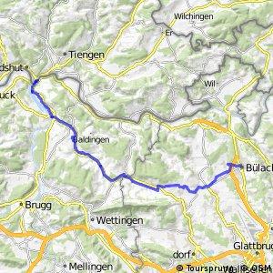rcn 60 - Etappe 1 (Koblenz–Bülach)