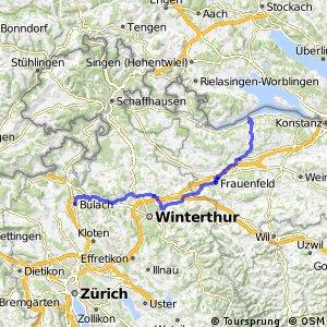 rcn 60 - Etappe 2 (Bülach–Steckborn)