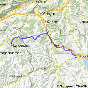 rcn 84 - Etappe 2 (Langenthal–Sursee)