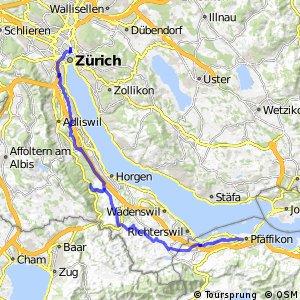 rcn 32 - Etappe 2 (Zürich–Pfäffikon SZ)