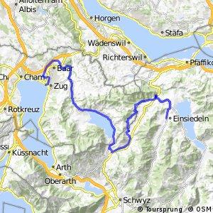 ncn 9 - Etappe 7 (Zug–Einsiedeln)