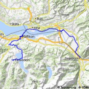 ncn 9 - Etappe 8 (Einsiedeln–Niederurnen)