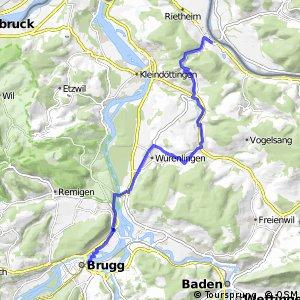 rcn 77 - Etappe 3 (Brugg–Zurzach)