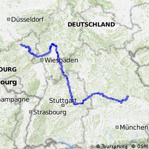 Deutscher Limes-Radweg