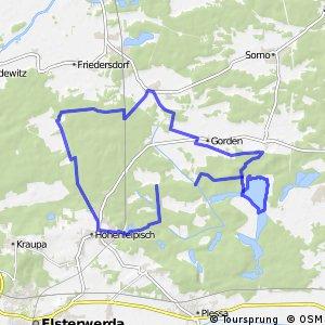 Grünewalder Lauch-Tour