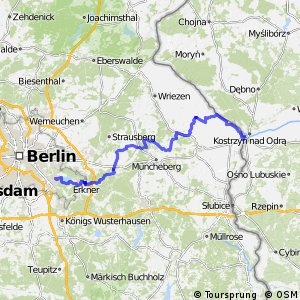 Euroroute R1 - part 12 Germany