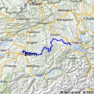 rcn 77MTB - Napf Bike (Bern–Luzern)