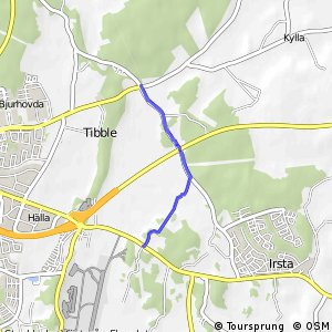 Regionalt cykelnät Västerås (113)