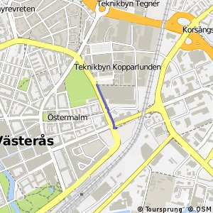 Regionalt cykelnät Västerås (4)