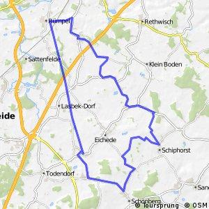 Tour 14, Radwander-Rundweg, Stormarn